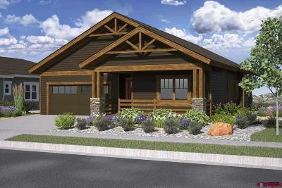 Durango Single Family Home For Sale: 115 Prospector