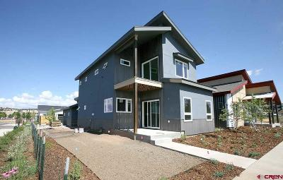 Durango Single Family Home For Sale: 162 Pioneer