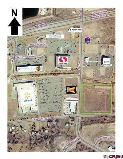 Delta Residential Lots & Land For Sale: Crawford-Stafford