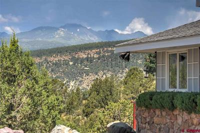 Durango Single Family Home For Sale: 435 Cr 239