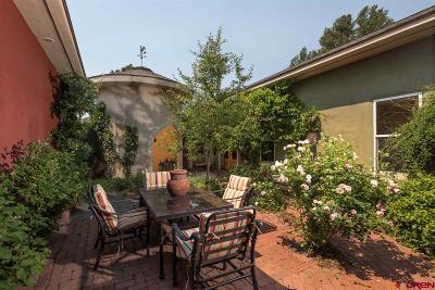 Durango Single Family Home For Sale: 1379 Avenida Del Sol