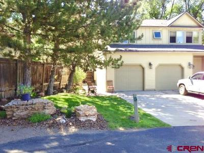 Durango Condo/Townhouse For Sale: 111 Rosetta