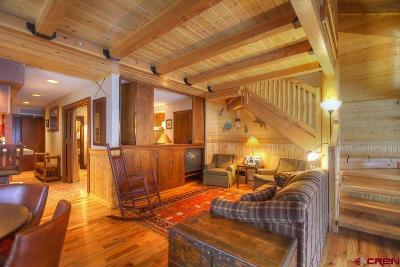 La Plata County Condo/Townhouse For Sale: 365 S Tamarron #799