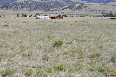 Creede Residential Lots & Land For Sale: 158 Klondike