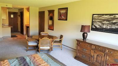 La Plata County Condo/Townhouse For Sale: 314 N Tamarron #232