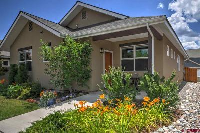 Durango Single Family Home For Sale: 284 River Birch