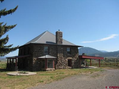 Single Family Home For Sale: 80367 Highway 92