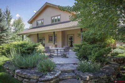 La Plata County Single Family Home For Sale: 960 Red Rock