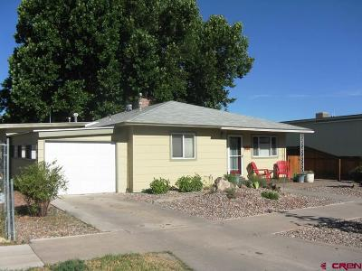 Delta Single Family Home For Sale: 135 Meeker