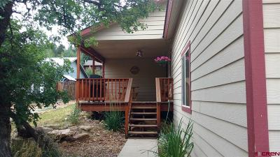 Bayfield Single Family Home For Sale: 421 San Moritz