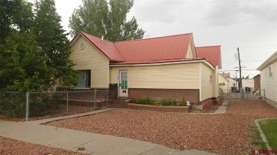 Delta Single Family Home For Sale: 721 Meeker