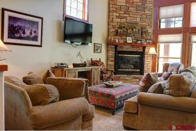 Durango CO Condo/Townhouse For Sale: $975,000