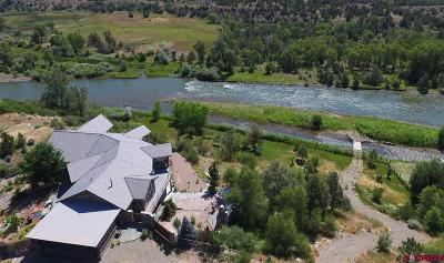 Durango CO Single Family Home For Sale: $1,595,000
