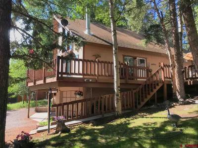 South Fork Single Family Home For Sale: 657 Aspen