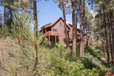 Durango CO Single Family Home For Sale: $585,000