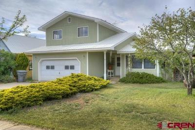 Mancos Single Family Home For Sale: 336 Bauer