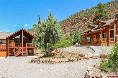 Ouray County Single Family Home For Sale: 45 Whitehouse Vista