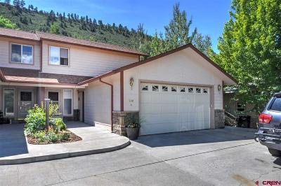 Durango Condo/Townhouse NEW: 206 Jenkins Ranch