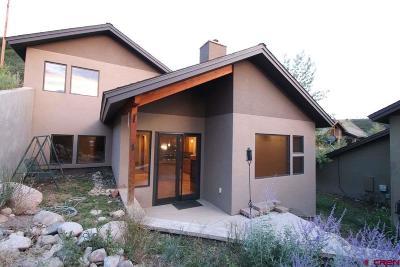 Durango Single Family Home For Sale: 716 Obrien