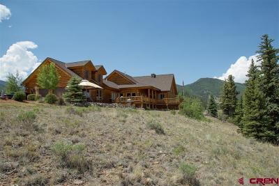 Creede Single Family Home For Sale: 1354 Helen