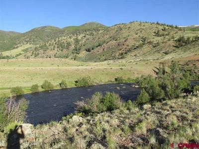Creede Residential Lots & Land For Sale: 369 Hinshaw