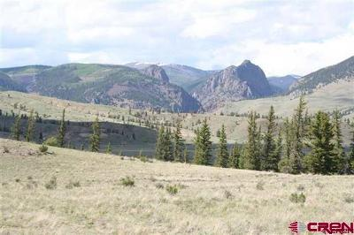 Creede Residential Lots & Land For Sale: 402 Deep Creek Road