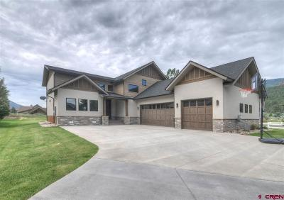 La Plata County Single Family Home For Sale: 724 N Dalton Ranch