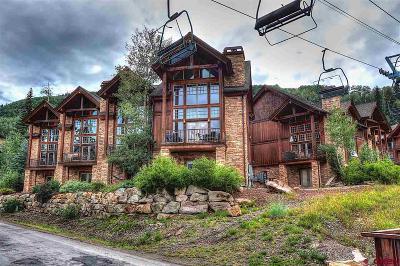 Durango Condo/Townhouse For Sale: 500 Sheol #4