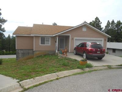 La Plata County Single Family Home For Sale: 54 Forest Ridge