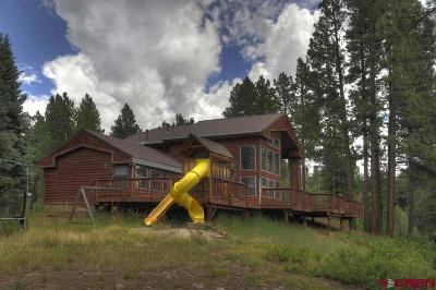 Durango Single Family Home For Sale: 102 Perro