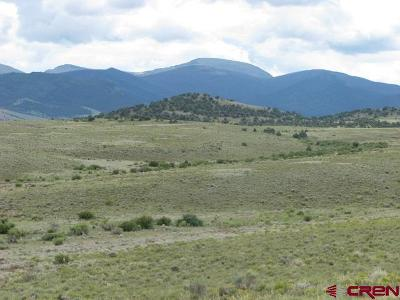 Del Norte Residential Lots & Land For Sale: 430 Pronghorn