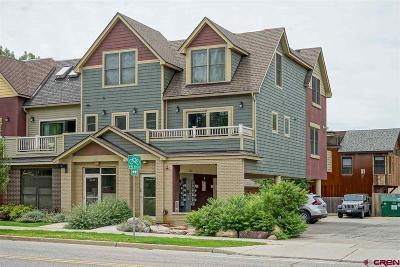 Durango Condo/Townhouse For Sale: 270 E College #206