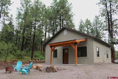 Durango Single Family Home For Sale: 149 Elk