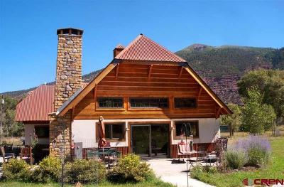 Ouray County Single Family Home For Sale: 64 Violet Court