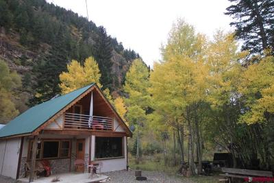 La Plata County Single Family Home For Sale: Cr 124