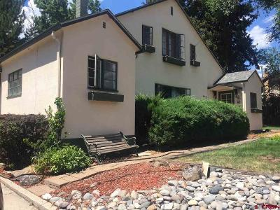Single Family Home For Sale: 270 N Grand Mesa