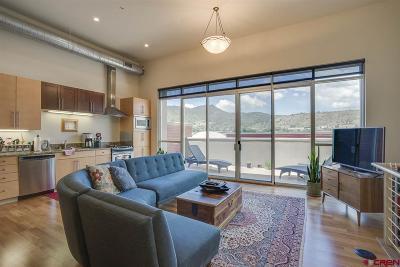 Durango Condo/Townhouse For Sale: 555 Rivergate #B1-116