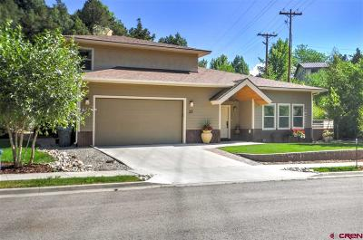 Durango Single Family Home For Sale: 35 Ella Vita