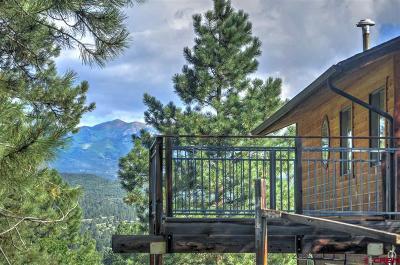 Durango Single Family Home For Sale: 296 North