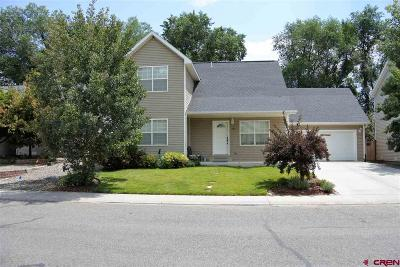Montrose County Single Family Home For Sale: 1408 Colonial
