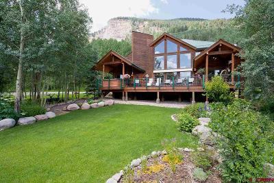 Durango Single Family Home For Sale: 160 Winterhawk