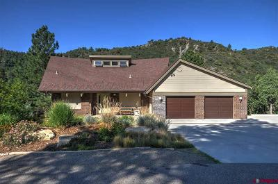 Durango Single Family Home For Sale: 30 Tanglewood