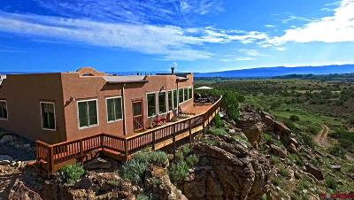 Montrose Single Family Home For Sale: 12700 Rim