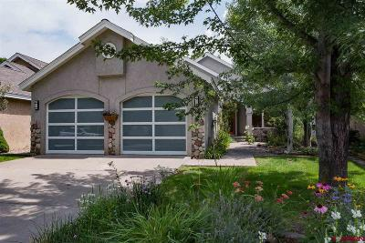 Durango Single Family Home For Sale: 67 Crazy Horse Drive