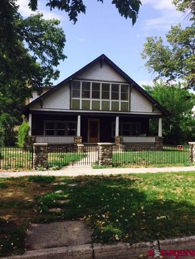 Montrose Single Family Home For Sale: 1105 S 1st/Pythian