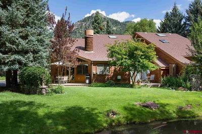Durango Condo/Townhouse For Sale: 197 Cottonwood Creek