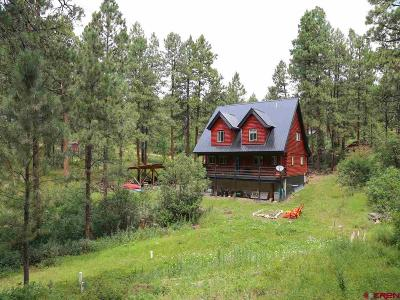 La Plata County Single Family Home For Sale: 1158 Pine Tree