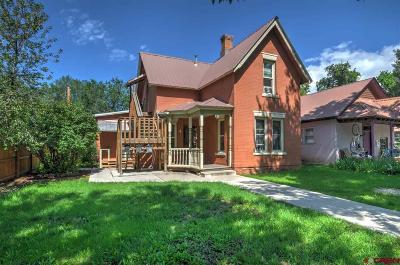 Durango Multi Family Home For Sale: 727 E 5th