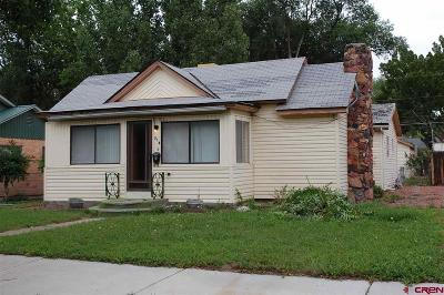 Delta County Single Family Home For Sale: 714 Meeker