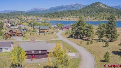 Pagosa Springs Single Family Home For Sale: 97 Horseshoe Circle